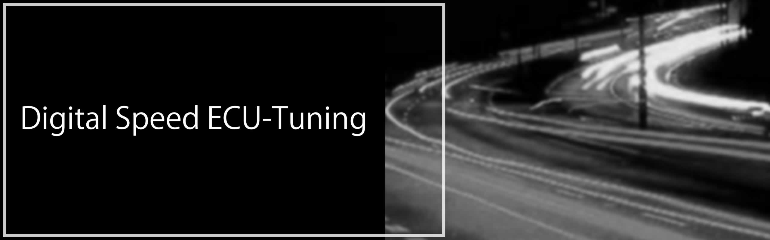 Digital Speed ECU-Tuning